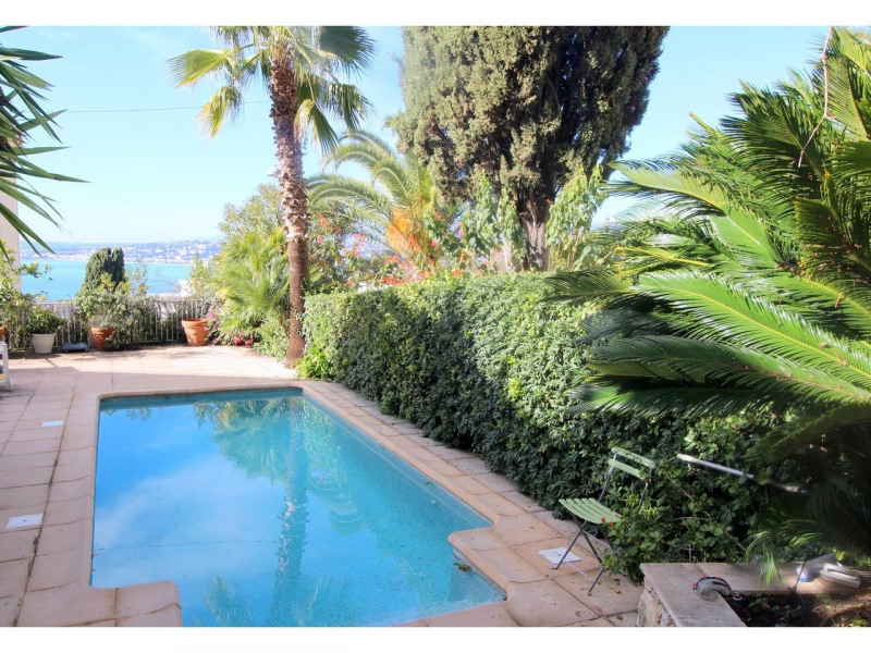 Deluxe sale house / villa Nice 1 890 000€ - Picture 1