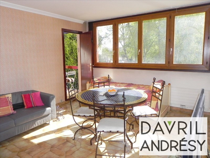 Sale apartment Andresy 189 500€ - Picture 2