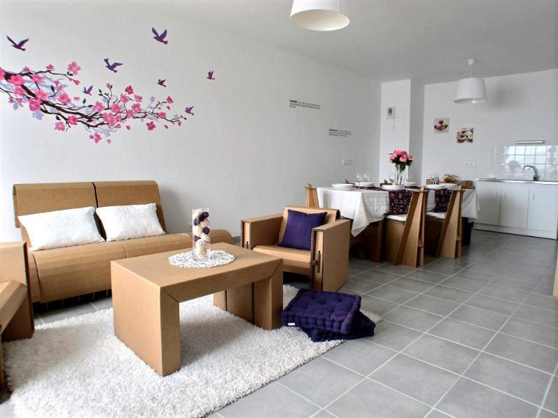 Investissement Appartement 3 pièces 85,8m² Lorient