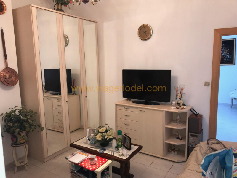 Life annuity apartment Villefranche-sur-mer 67500€ - Picture 4