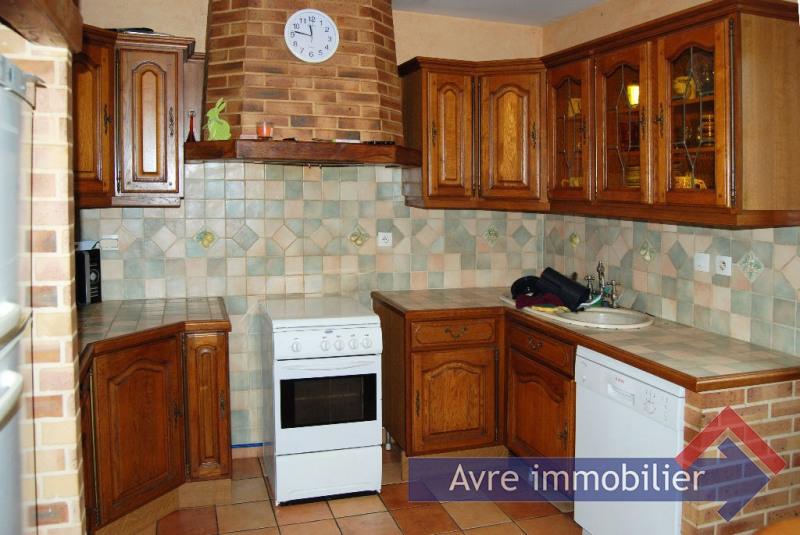Sale house / villa Verneuil d avre et d iton 247000€ - Picture 3