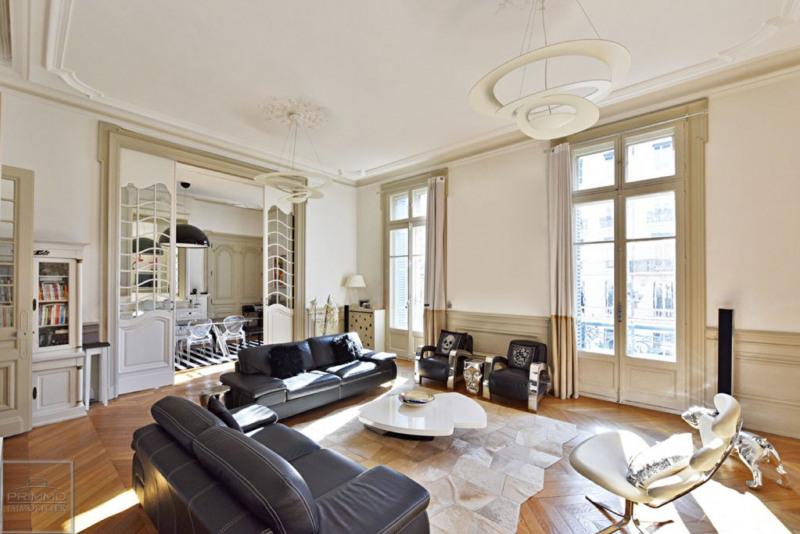 Vente de prestige appartement Lyon 6ème 1450000€ - Photo 4