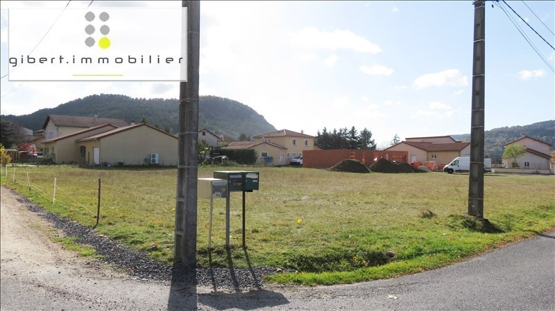 Vente terrain Coubon 58 500€ - Photo 3