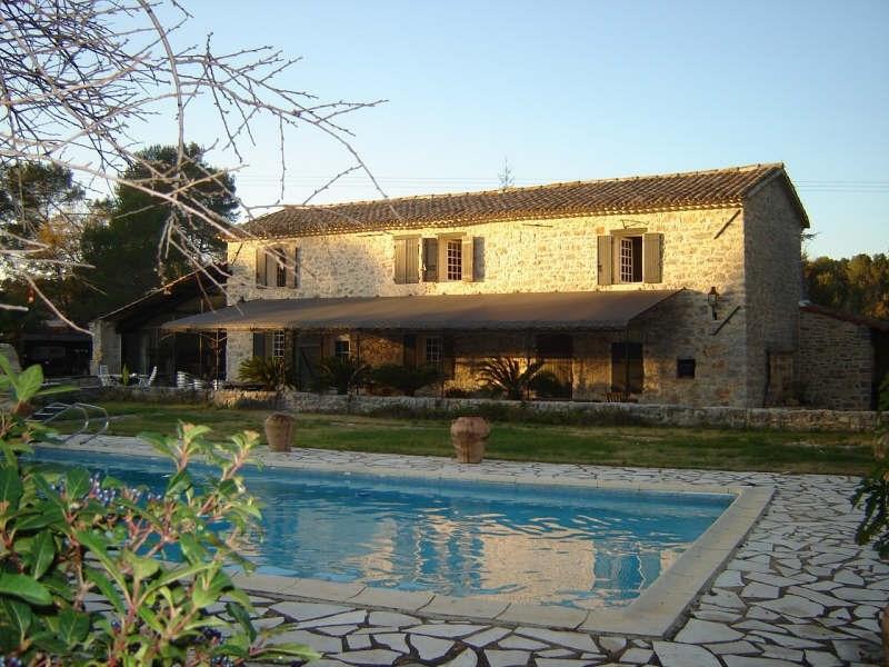 Vente de prestige maison / villa Commerces et centre ville 880000€ - Photo 1