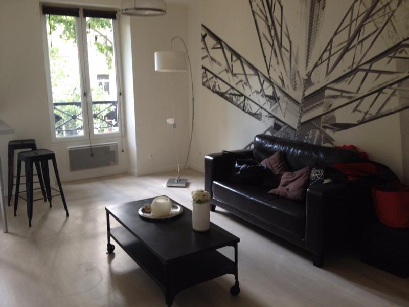 Alquiler  apartamento Paris 18ème 1600€cc - Fotografía 1