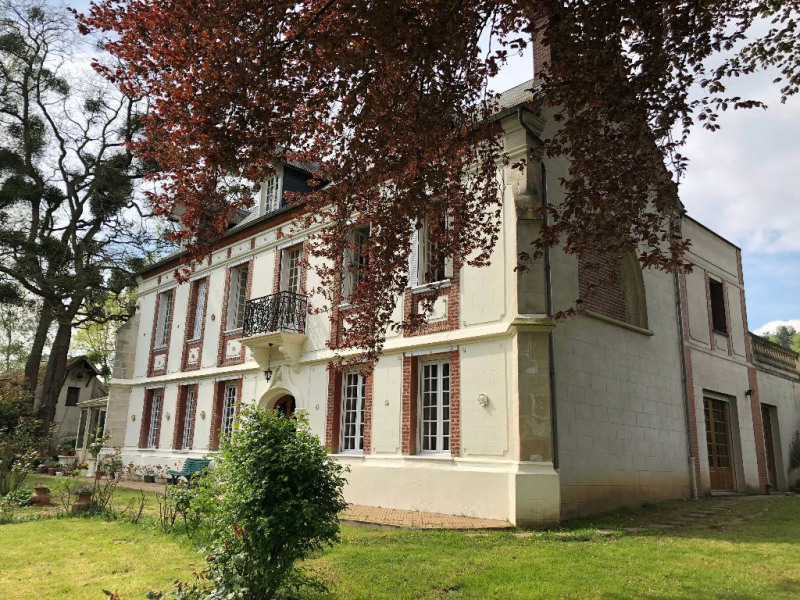 Deluxe sale house / villa Bailleul sur therain 750 000€ - Picture 2