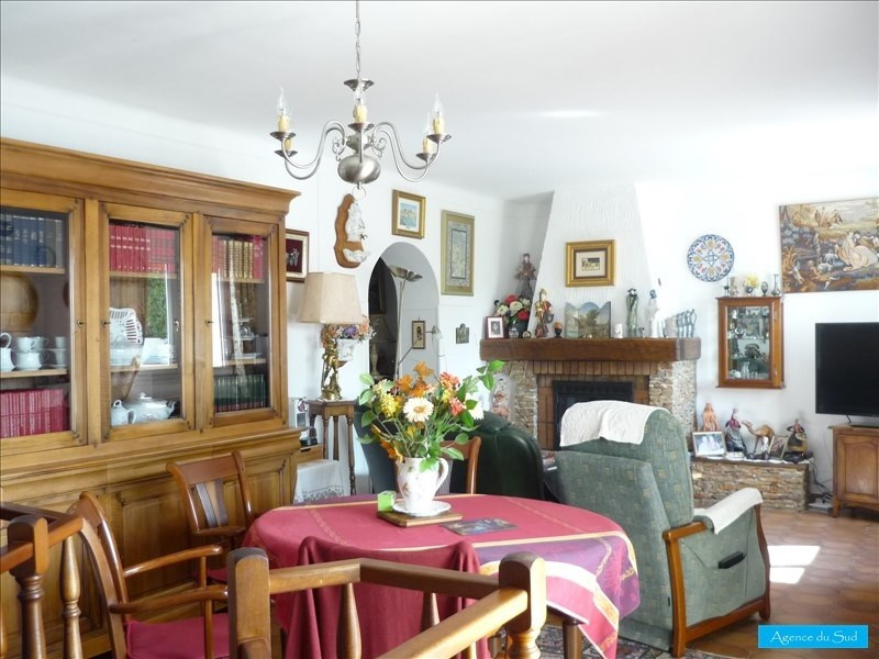 Vente maison / villa La bouilladisse 389000€ - Photo 9