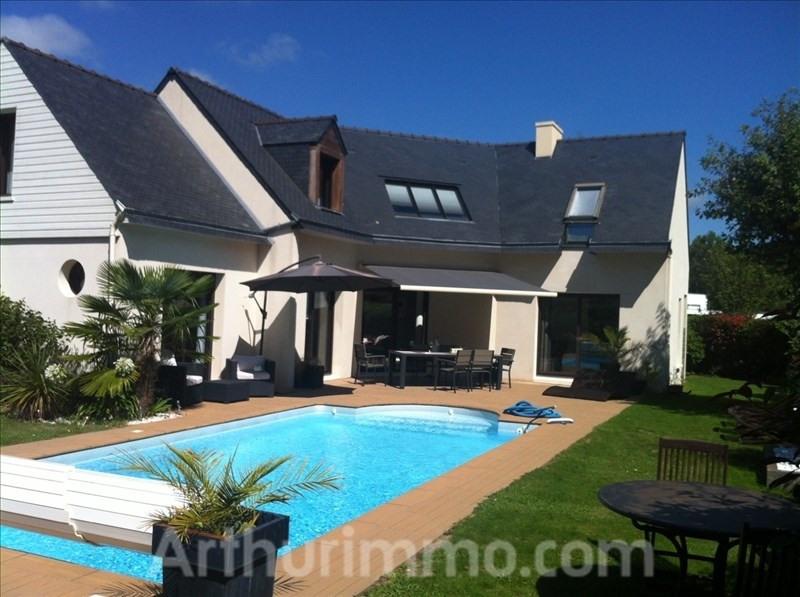 Sale house / villa Brech 415600€ - Picture 1