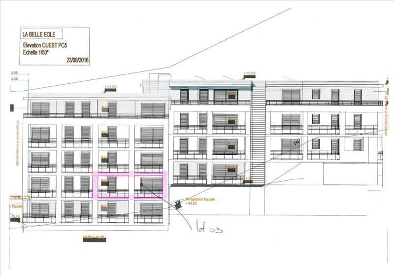 Vente appartement Les abymes 145900€ - Photo 6