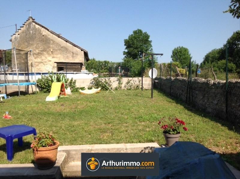 Vente maison / villa Morestel 165000€ - Photo 1