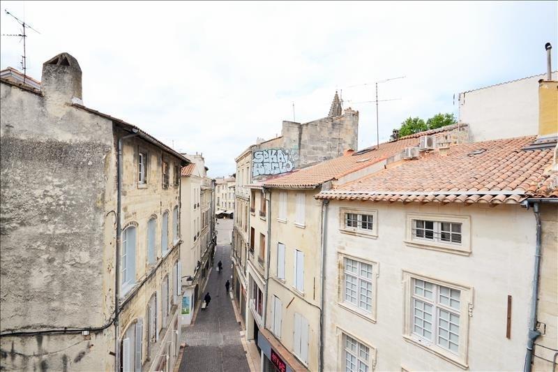 Verkoop  appartement Avignon intra muros 89000€ - Foto 4