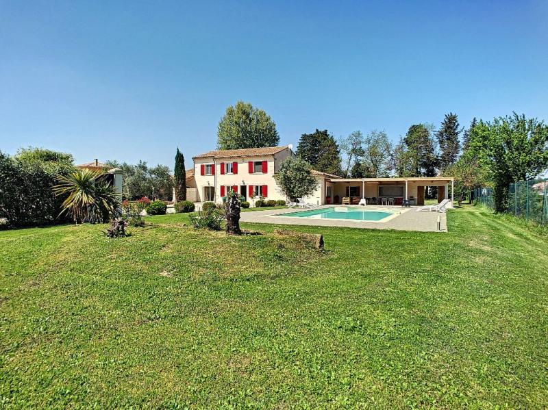 Venta de prestigio  casa Cabannes 646000€ - Fotografía 1