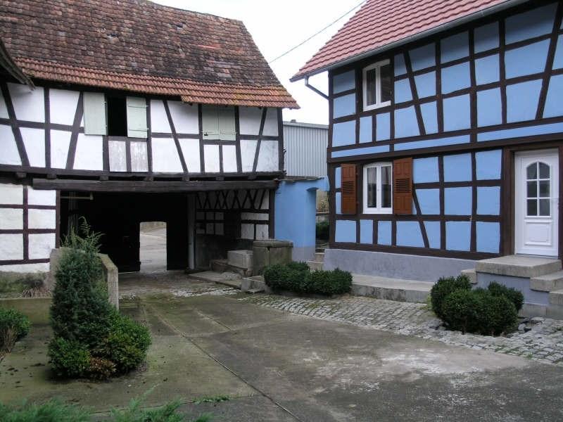 Location maison / villa Saessolsheim 825€ CC - Photo 10