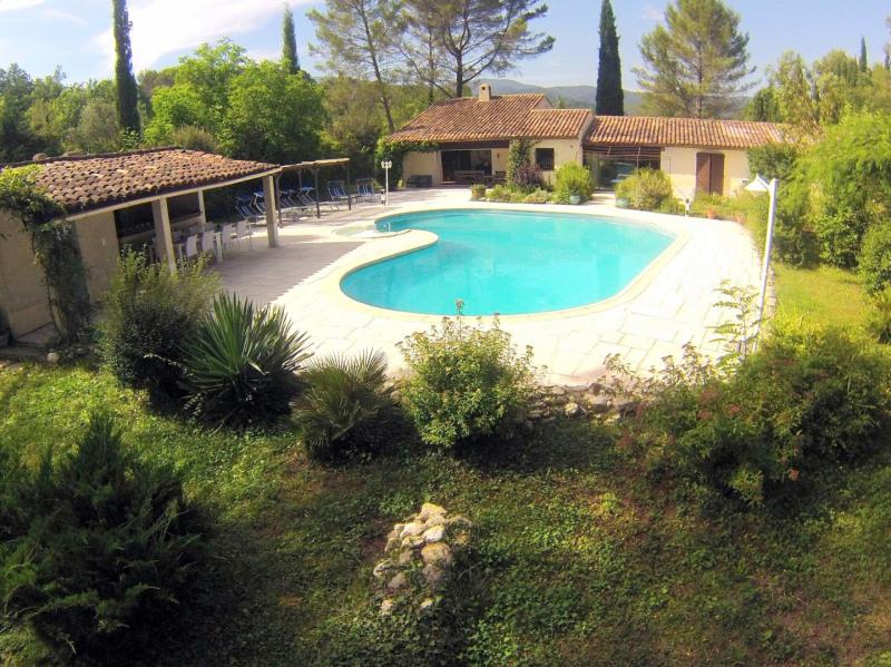 Vente de prestige maison / villa Fayence 580000€ - Photo 1