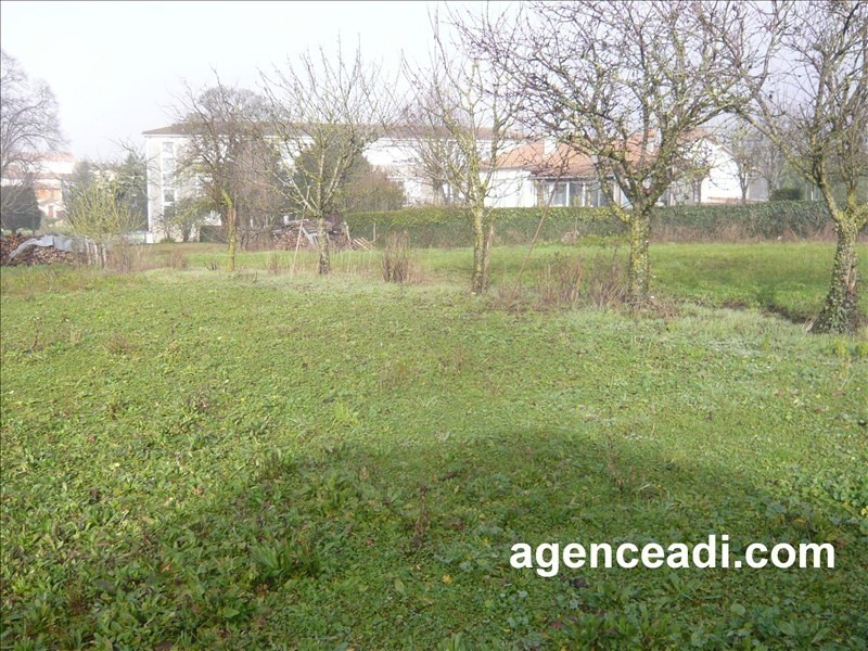 Vente terrain Pamproux 26 950€ - Photo 1