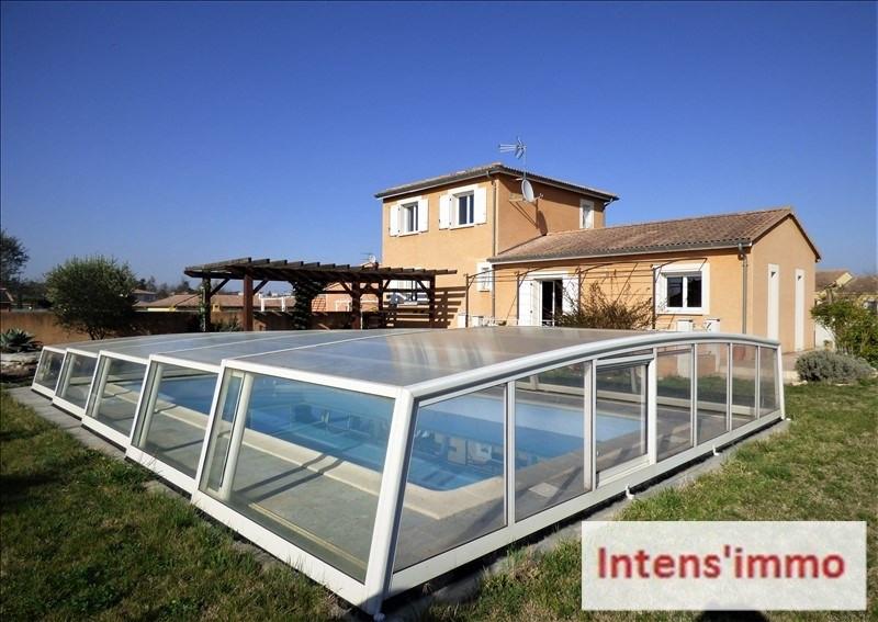 Sale house / villa Romans sur isere 357000€ - Picture 1