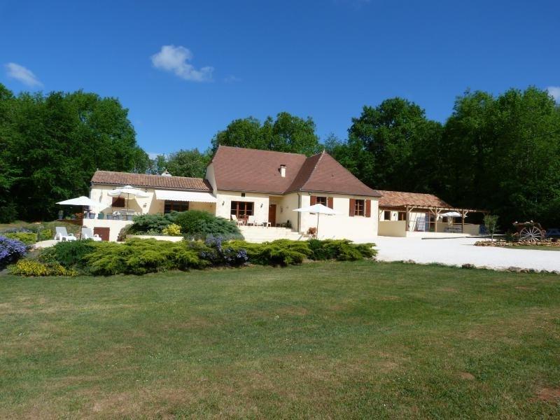 Sale house / villa Meyrals 369000€ - Picture 3