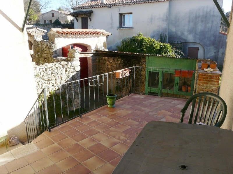Vente maison / villa Lussan 134000€ - Photo 8