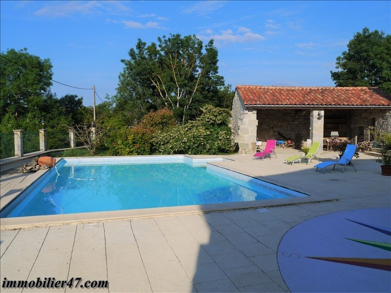 Vente de prestige maison / villa Prayssas 495 000€ - Photo 13