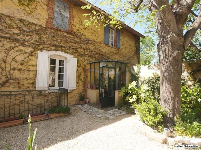 Vente maison / villa Uzes 339000€ - Photo 2