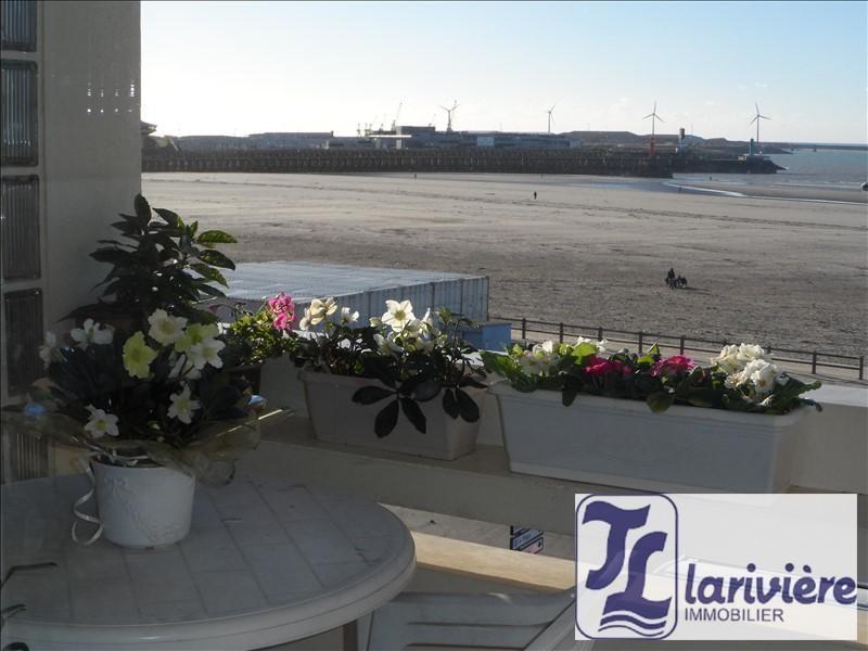 Sale apartment Boulogne sur mer 168000€ - Picture 1