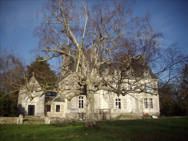 Vente de prestige château La paquelais 880000€ - Photo 3