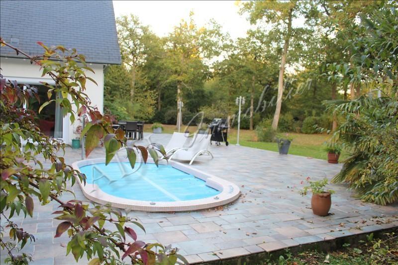 Vente de prestige maison / villa Lamorlaye 730000€ - Photo 8