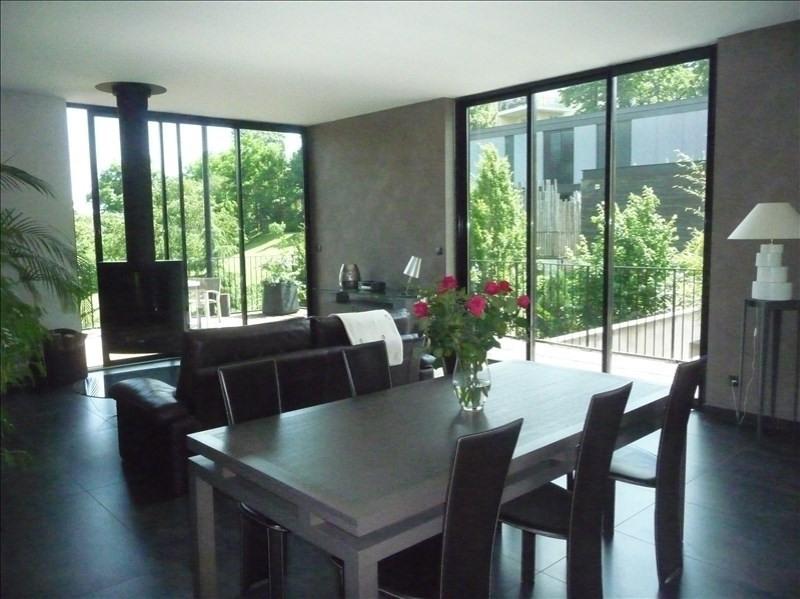 Deluxe sale house / villa Champagne au mont d or 1160000€ - Picture 3