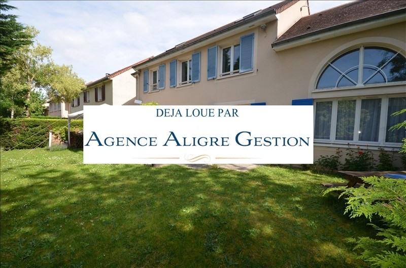Location maison / villa Croissy sur seine 3 500€ CC - Photo 1