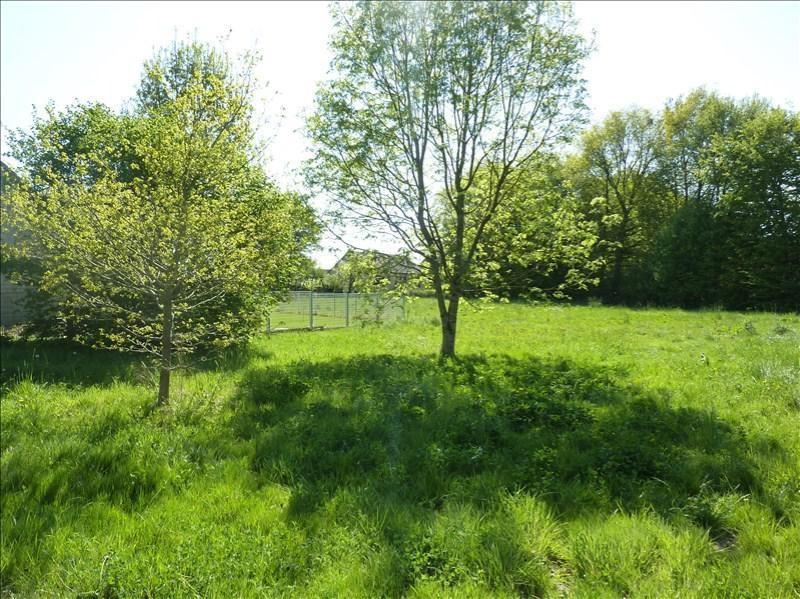Vente terrain Vendome 34500€ - Photo 1