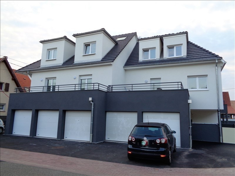 Sale apartment Schweighouse sur moder 180000€ - Picture 1
