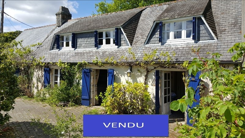 Vente maison / villa Fouesnant 249100€ - Photo 1
