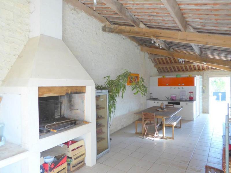 Deluxe sale house / villa Lignieres-sonneville 676000€ - Picture 28