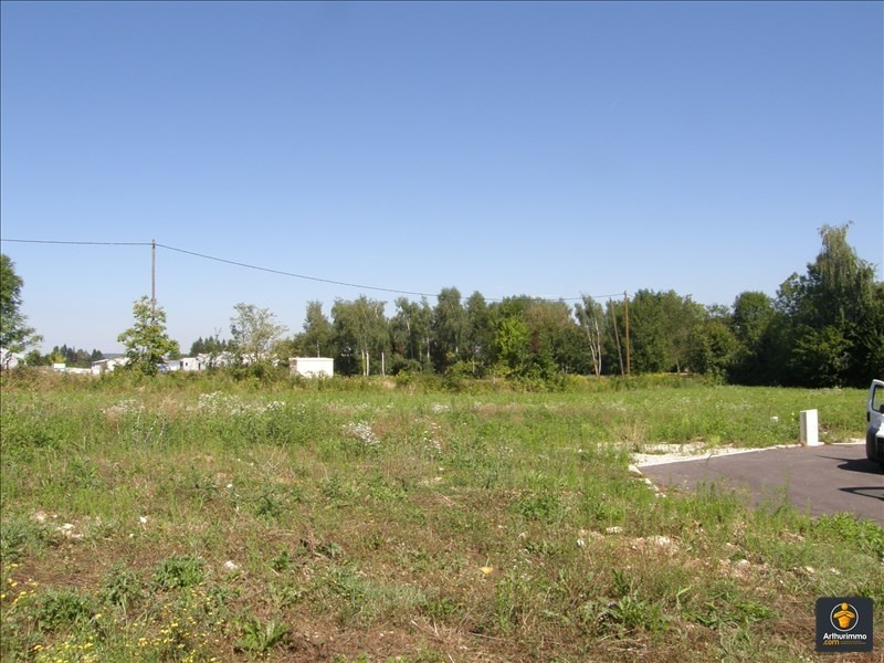 Sale site Morestel 55 000€ - Picture 3