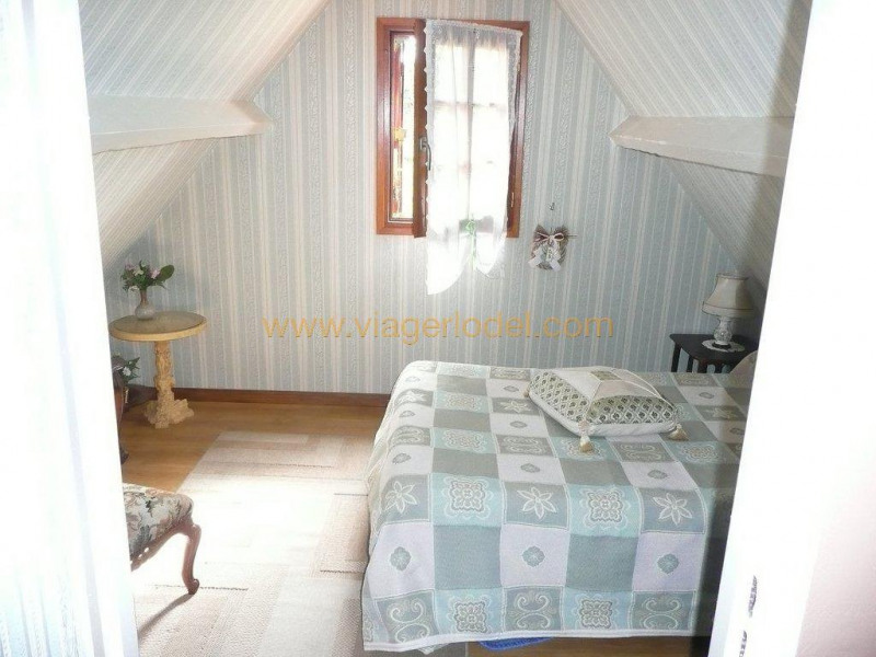 Life annuity house / villa Achères 90000€ - Picture 10