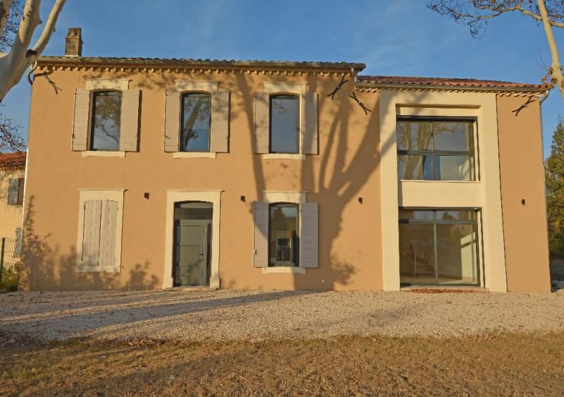 Verkauf von luxusobjekt haus Avignon 599000€ - Fotografie 1