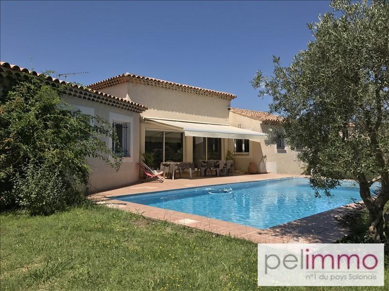 Vente de prestige maison / villa Lancon provence 650000€ - Photo 1