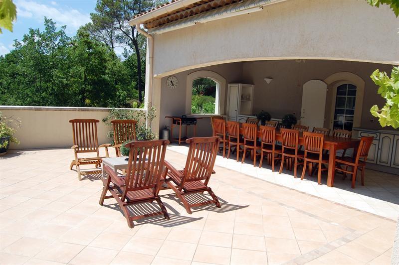 Revenda residencial de prestígio casa Tourrettes 895000€ - Fotografia 24