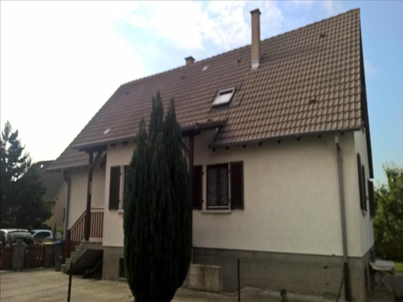 Vente maison / villa Wolfisheim 366000€ - Photo 1