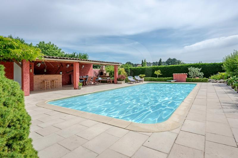 Sale house / villa Althen-des-paluds 377000€ - Picture 3