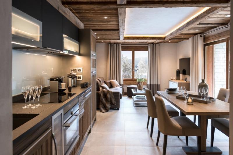 Deluxe sale apartment Chamonix mont blanc 470833€ - Picture 1