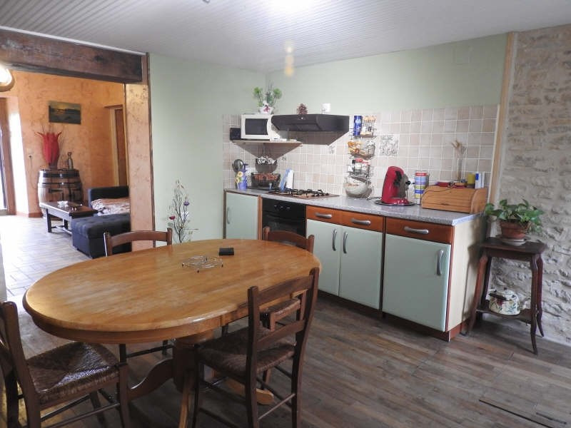 Vente maison / villa Secteur montigny s/aube 75000€ - Photo 2
