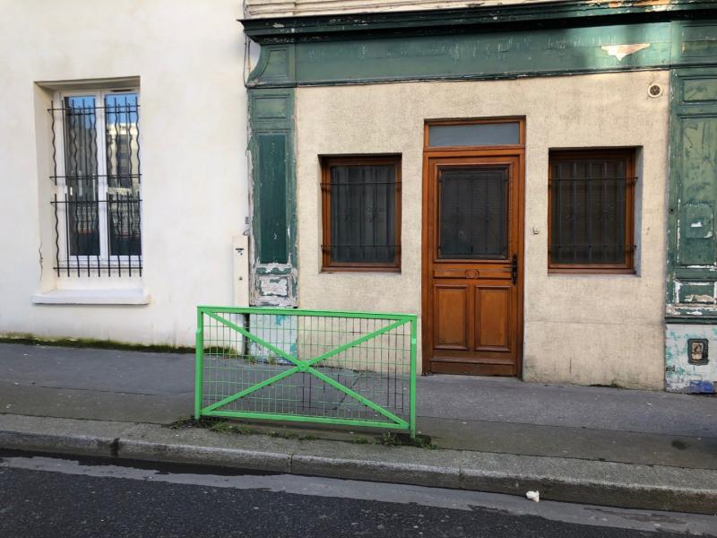 Vente appartement Paris 20ème 262500€ - Photo 1