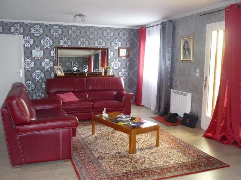 Vente maison / villa Sabres 168000€ - Photo 2