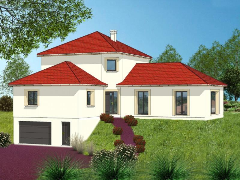"""Modèle de maison  """"Modèle de maison 5 pièces"""" à partir de 5 pièces Aube par PLURIAL HOME EXPERT"""