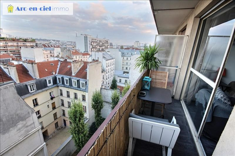 Sale apartment Paris 18ème 217 000€ - Picture 4