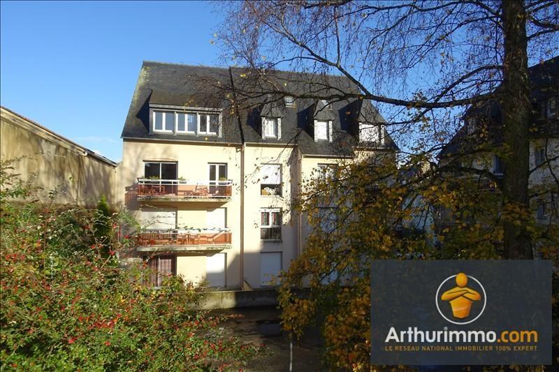 Sale apartment St brieuc 99045€ - Picture 1
