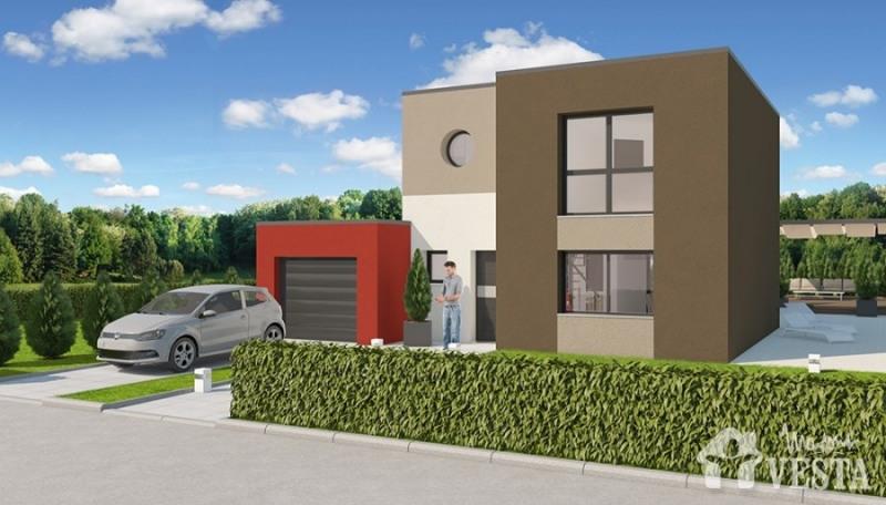 Maison  5 pièces + Terrain 360 m² Longwy par VESTA ESPACES