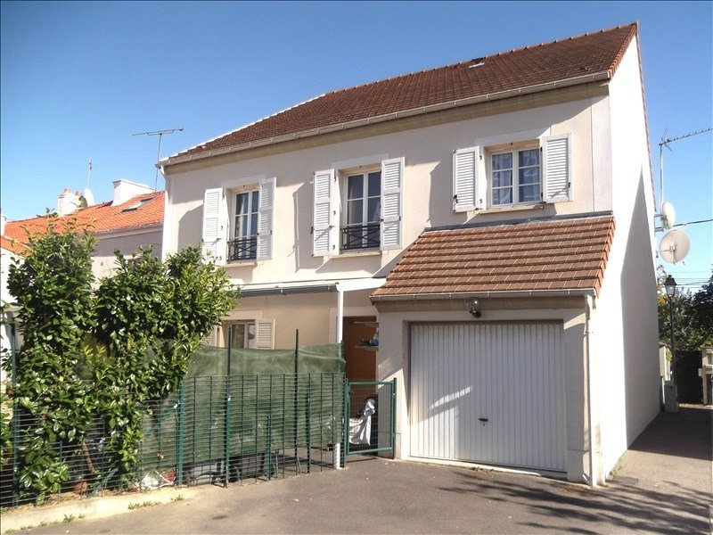 Vente maison villa 5 pi ce s sarcelles 113 m avec for Achat maison sarcelles
