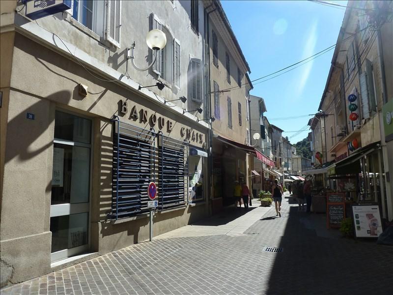 Sale building Vaison la romaine 290000€ - Picture 1